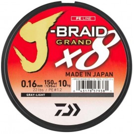 Trenzado Grand Braid 0,10mm.-135m.