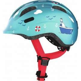 Casco Abus Smiley 2.0 turquesa sailor infantil