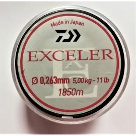 Nylon Exceler 0,31mm. 7,2 kg. 1,210m.