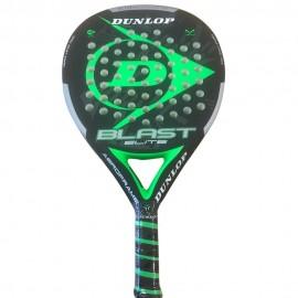 Pala padel Dunlop Blast Elite verde