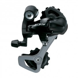 Cambio trasero Shimano 105 RD5701GSL triple plato  max32d