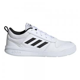 Zapatillas adidas Tensaur K blanco/negro junior