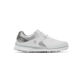 Zapato golf footjoy Pro Sl mujer blanco/gris