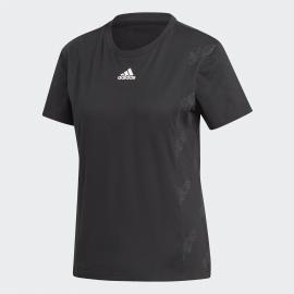 Camiseta adidas FAV T negro mujer