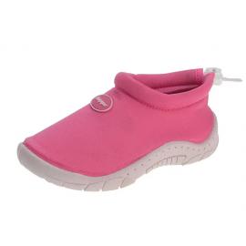 Zapatillas acuáticas Beppi Agua 2163661/3 rosa niña