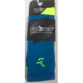 Calcetines altos FunStep Essencial azul