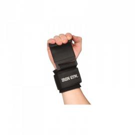 Sujección Iron Gym Iron Grip negro