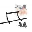 Barra ejercicio Iron Gym Express con escuadras