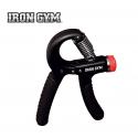 Tensor de mano Iron Gym Hand Grip ajustable 10-40kg