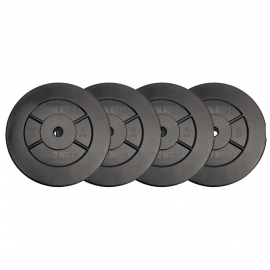 Juego discos pesas Iron Gym Set 4 ud x 5kg
