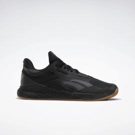 Zapatillas crossfit Reebok Nano X negro/gris hombre