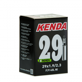 "Camara Kenda 29"" 1.9 X 2.3 valvula presta o fina 40 mm"