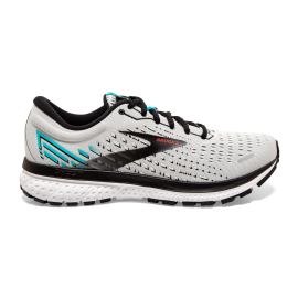 Zapatillas running Brooks Ghost 13 gris/negro hombre