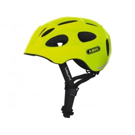 Casco Abus Youn-I neon yellow