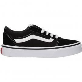 Zapatillas Vans YT Ward negro/blanco niño