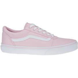 Zapatillas Vans MY Ward rosa/blanco junior