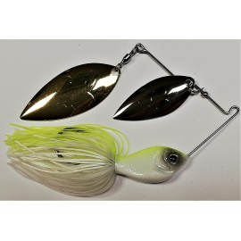 Spinnerbait Flat Shoot 1/2 c.Hot Shad