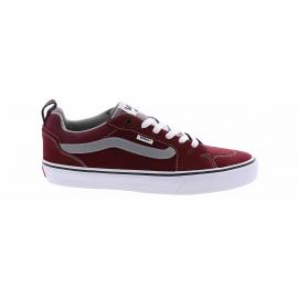 Zapatillas Vans Filmore rojo/gris hombre