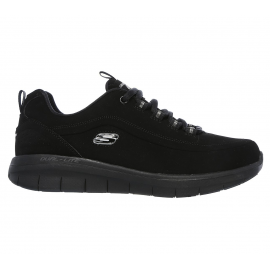 Zapatillas Skechers Synergy 2.0 negro mujer