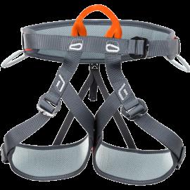 Arnés polivalente Climbing Technology Explorer gris/naranja
