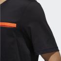 Camiseta adidas New Authentic negro hombre