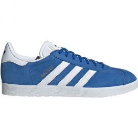 Zapatillas adidas Gazelle azul/blanco unisex