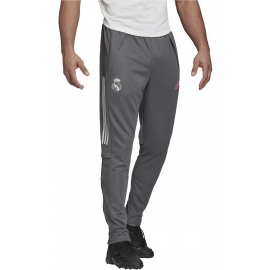 Pantalón adidas Real Madrid Training 2020/21 gris hombre