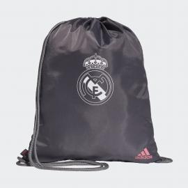 Mochila saco adidas Real Gym Sack 2020/21 gris