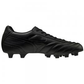 Zapatillas fútbol Mizuno Morelia II Club 24 negro hombre