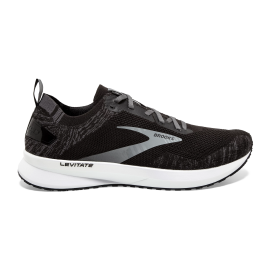 Zapatillas running Brooks Levitate 4 negro/gris hombre