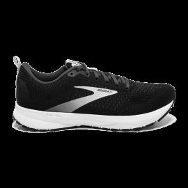 Zapatillas running Brooks Revel 4 negro/gris mujer